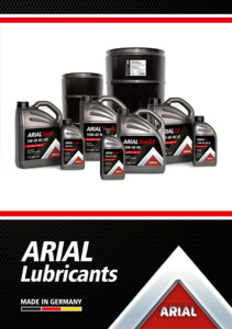 arial lubricants